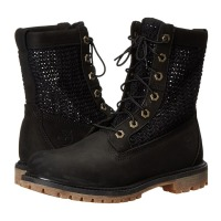 Timberland Authentics Open Weave 6 Boot Womens