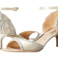 Kitten Heel Prom Shoes
